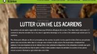 Des ressources pour lutter contre les acariens