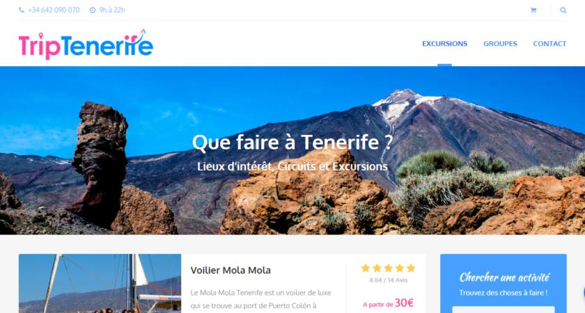Excursion à Tenerife