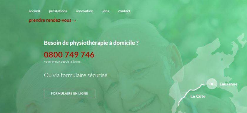 Physiohomecare.ch : Physio Home Care , votre équipe de physiothérapeutes à domicile