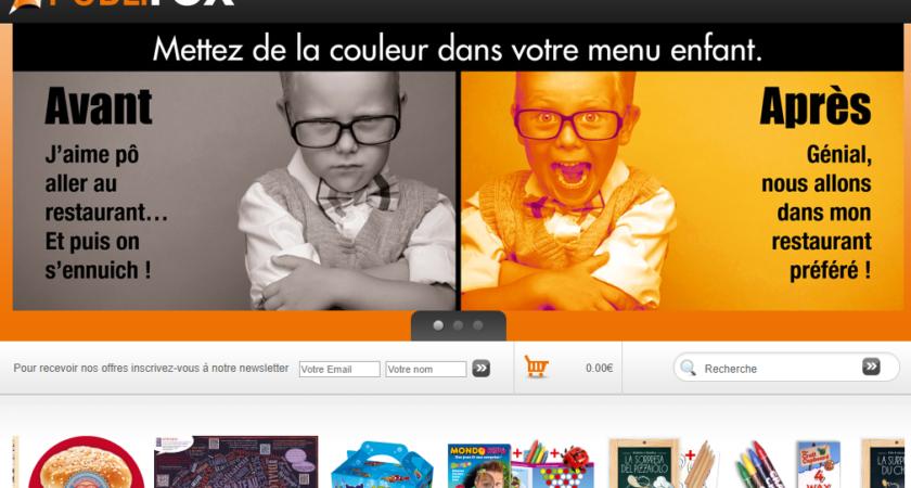 PubliFox, votre spécialiste du marketing pour enfant