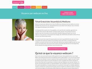 VoyanceZen – voyance webcam