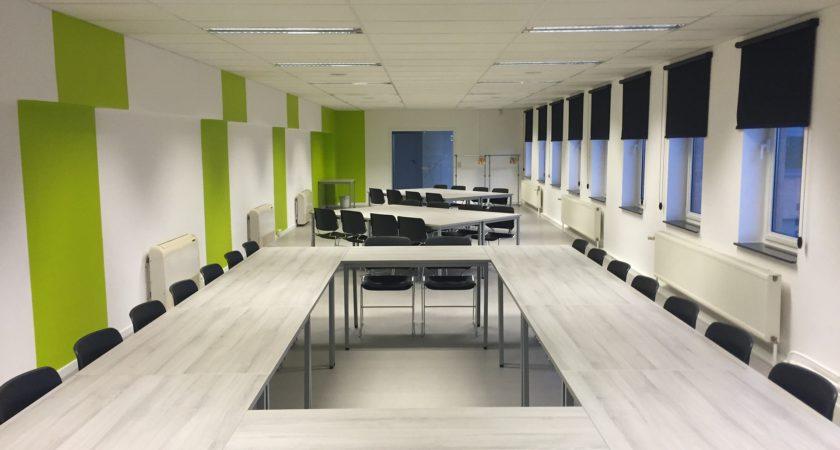 L'entreprise AFCB, aménagement de salles de réunions