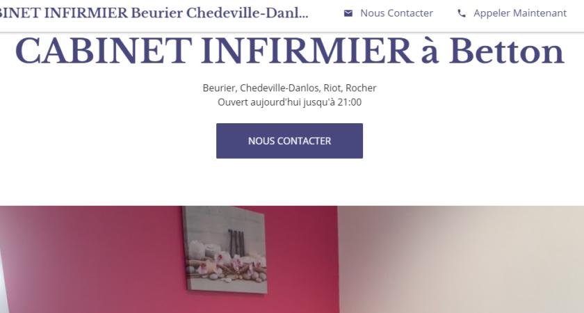 Infirmier-betton.fr : cabinet infirmier à Betton, des soins de qualité