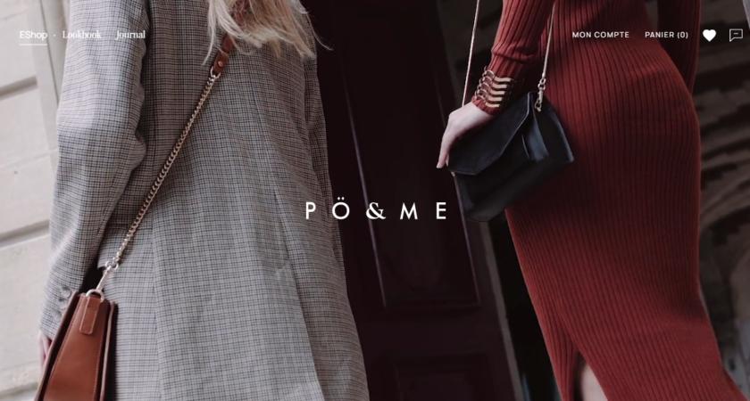 Boutique de sacs à main PÖ&ME Paris