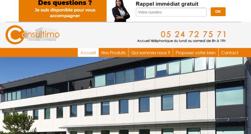 Consultimo.fr : trouvez ici des preneurs ou investisseurs pour vos locaux d'entreprise !