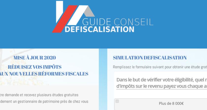 Defiscalisationconseil.fr, le guide pour tout savoir sur la défiscalisation