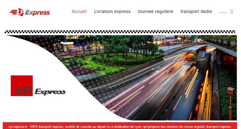 Service de livraison express à Lyon