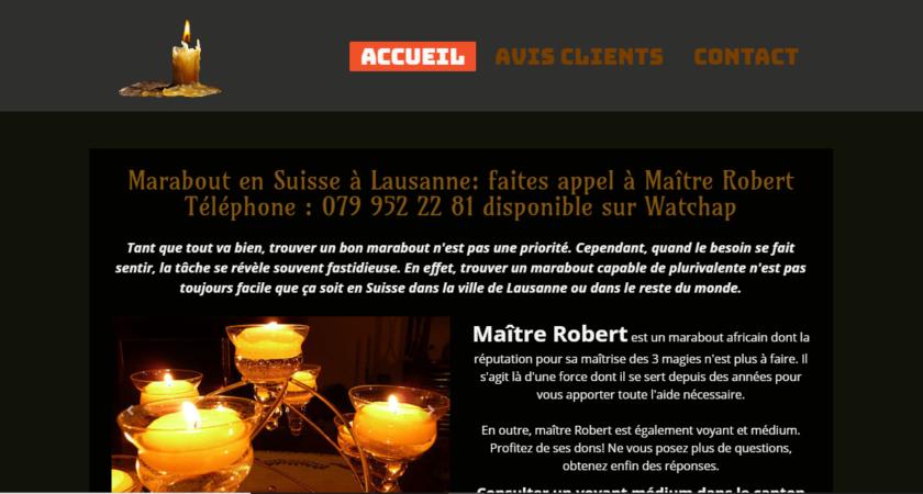 Voyance efficace et fiable à Lausanne
