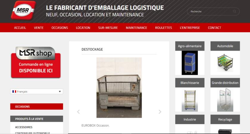 Multiservices Rolls : entreprise de fabrication de chariot en France