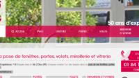 Pveg.fr : pose de fenêtres, portes, volets, miroiterie, vitrerie…